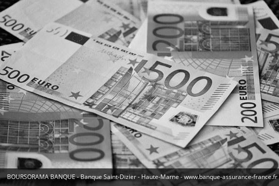 Banque Saint-Dizier Boursorama Banque