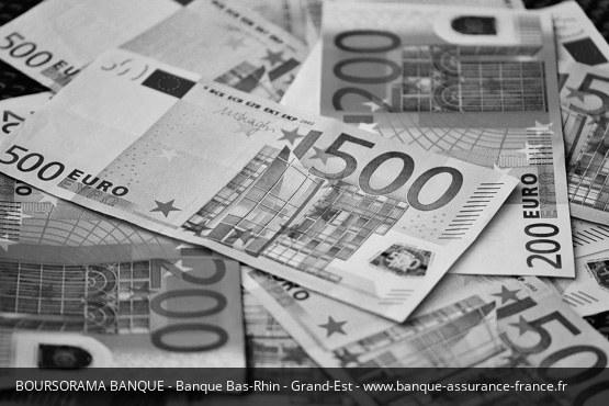 Banque Bas-Rhin Boursorama Banque