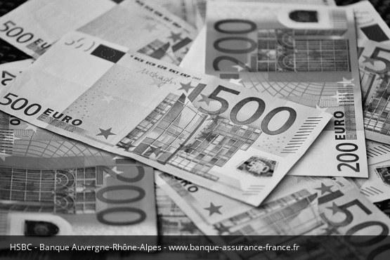 Banque Auvergne-Rhône-Alpes HSBC