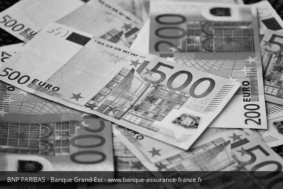 Banque Grand-Est BNP Paribas