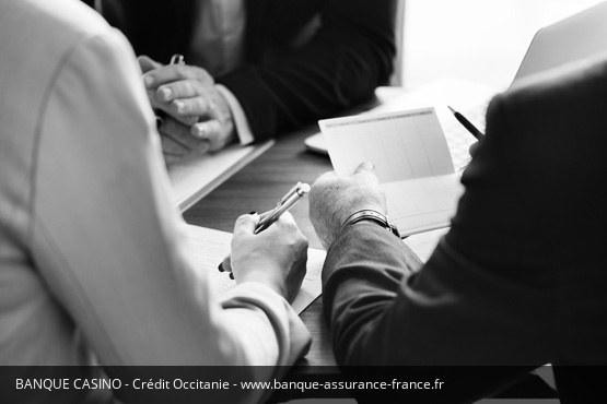 Crédit Occitanie Banque Casino